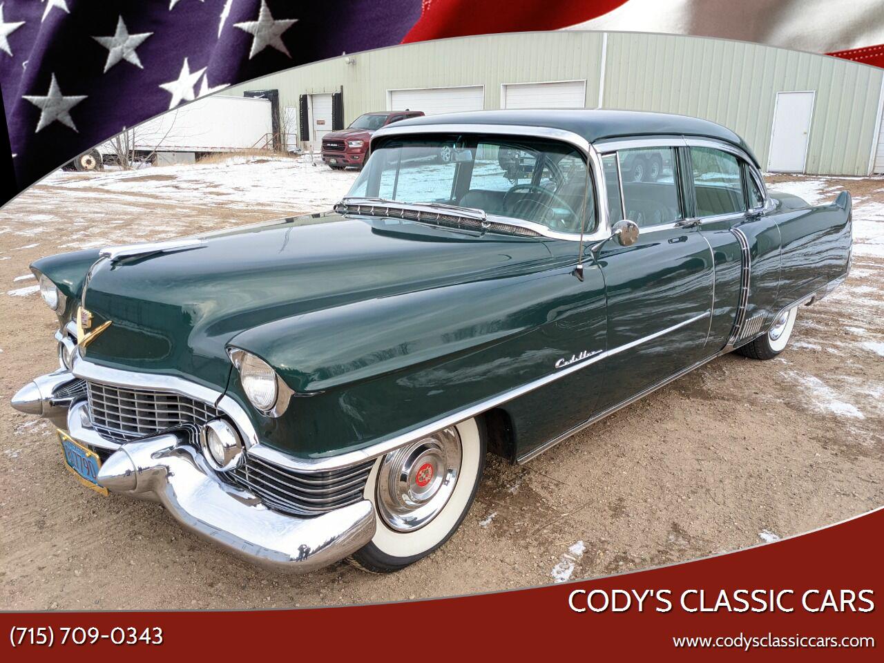 1954 Cadillac Sixty Special