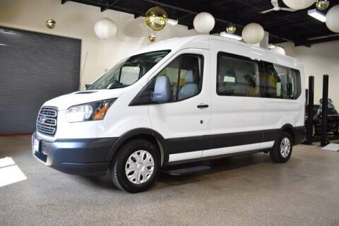 2015 Ford Transit Passenger for sale at DONE DEAL MOTORS in Canton MA