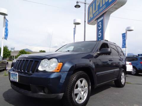 2008 Jeep Grand Cherokee for sale at Alpine Auto Sales in Salt Lake City UT