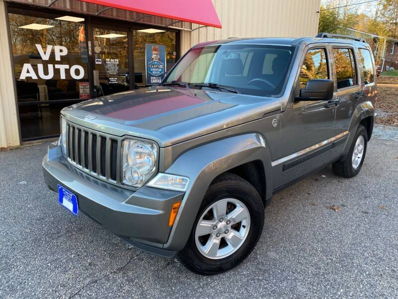 2012 Jeep Liberty for sale at VP Auto in Greenville SC
