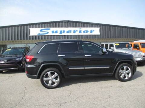 2013 Jeep Grand Cherokee for sale at SUPERIOR CHRYSLER DODGE JEEP RAM FIAT in Henderson NC