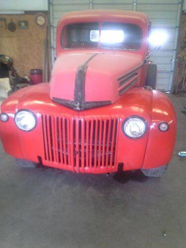 1945 Ford F-100 for sale in Cadillac, MI