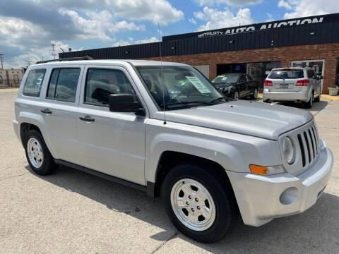 2007 Jeep Patriot for sale at Motor City Auto Auction in Fraser MI