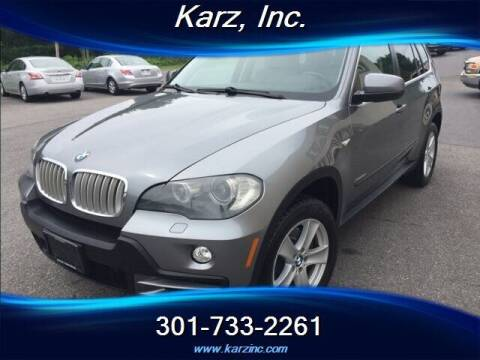 2009 BMW X5 for sale at Karz INC in Funkstown MD