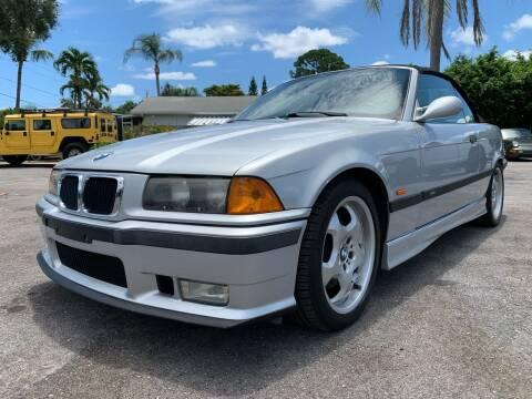 1999 BMW M3 for sale at American Classics Autotrader LLC in Pompano Beach FL