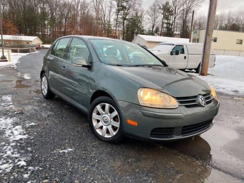 2006 Volkswagen Rabbit for sale at Deals On Wheels LLC in Saylorsburg PA