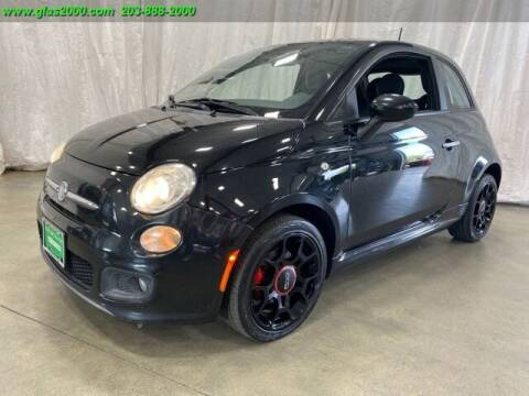 2012 FIAT 500 for sale at Green Light Auto Sales LLC in Bethany CT