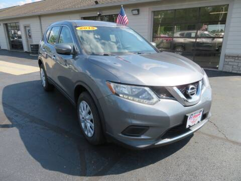 2015 Nissan Rogue for sale at Tri-County Pre-Owned Superstore in Reynoldsburg OH