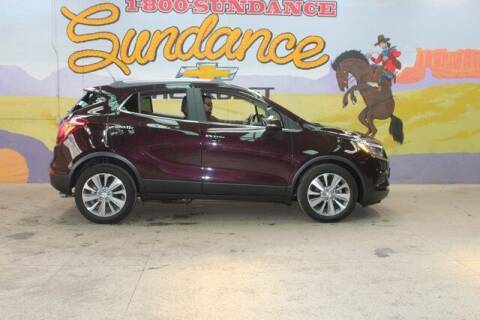 2018 Buick Encore for sale at Sundance Chevrolet in Grand Ledge MI