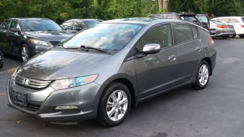 2010 Honda Insight for sale at JBR Auto Sales in Albany NY