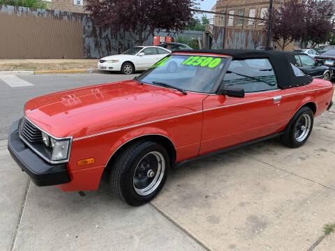 1981 Toyota Celica for sale at Barnes Auto Group in Chicago IL