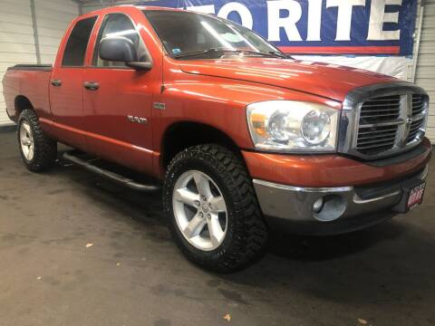 2008 Dodge Ram Pickup 1500 for sale at Auto Rite in Cleveland OH