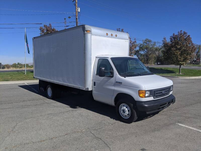 2007 Ford E-Series Chassis for sale at ALL ACCESS AUTO in Murray UT