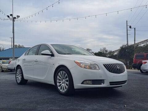 2011 Buick Regal for sale at Select Autos Inc in Fort Pierce FL