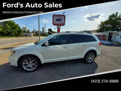 2013 Dodge Journey for sale at Ford's Auto Sales in Kingsport TN