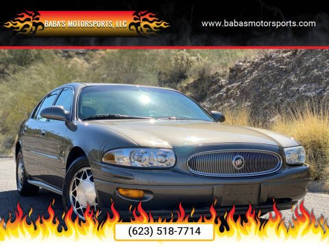 2003 Buick LeSabre for sale at Baba's Motorsports, LLC in Phoenix AZ