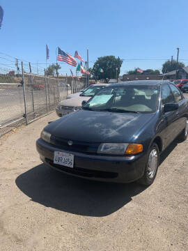 1997 Mazda Protege for sale at Premier Auto Sales in Modesto CA