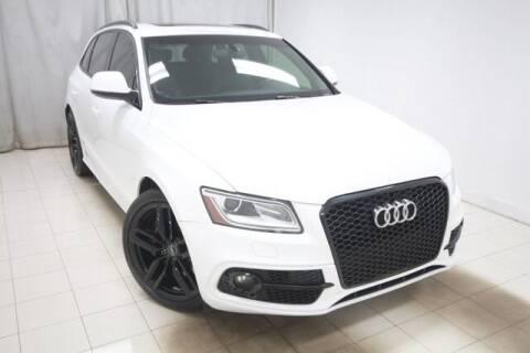 2015 Audi SQ5 for sale at EMG AUTO SALES in Avenel NJ