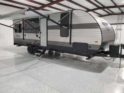 2019 Forest River Salem FSX for sale at Hatcher's Auto Sales, LLC - Campers For Sale in Campbellsville KY