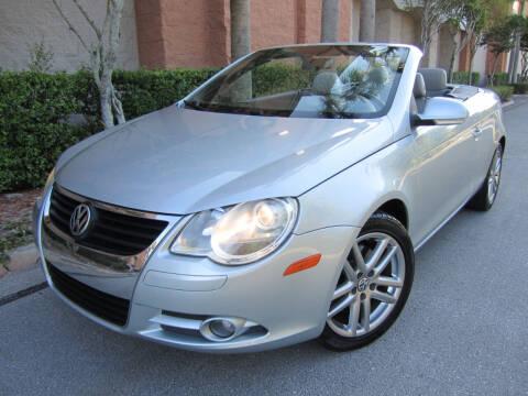 2008 Volkswagen Eos for sale at FLORIDACARSTOGO in West Palm Beach FL