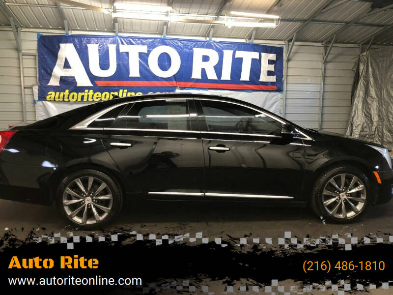2013 Cadillac XTS for sale at Auto Rite in Bedford Heights OH
