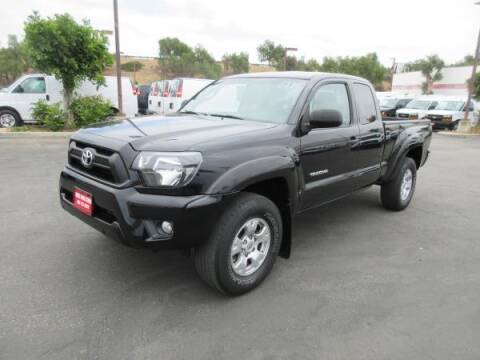 2013 Toyota Tacoma for sale at Norco Truck Center in Norco CA
