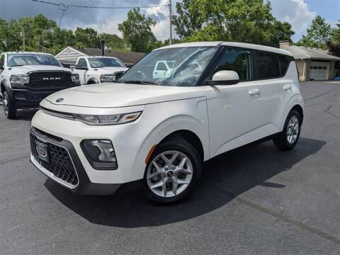 2020 Kia Soul for sale at GAHANNA AUTO SALES in Gahanna OH