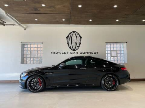 2017 Mercedes-Benz C-Class for sale at Midwest Car Connect in Villa Park IL