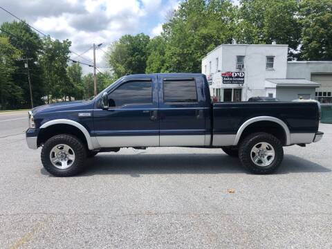 2006 Ford F-350 Super Duty for sale at DND AUTO GROUP in Belvidere NJ