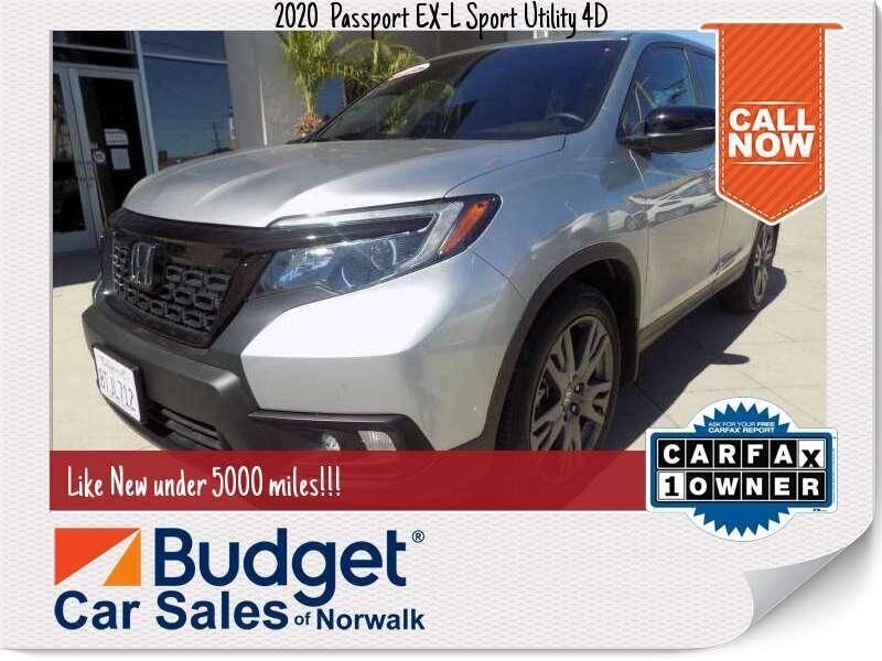 2020 Honda Passport for sale in Norwalk, CA