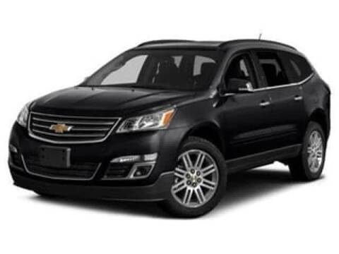2016 Chevrolet Traverse for sale at Griffeth Mitsubishi - Pre-owned in Caribou ME