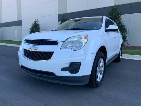 2011 Chevrolet Equinox for sale at Global Imports Auto Sales in Buford GA
