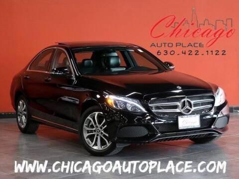 2018 Mercedes-Benz C-Class for sale at Chicago Auto Place in Bensenville IL