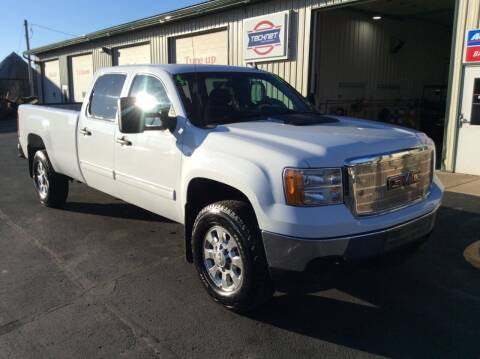 2014 GMC Sierra 3500HD for sale at TRI-STATE AUTO OUTLET CORP in Hokah MN
