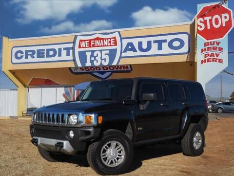 2008 HUMMER H3 for sale at Buy Here Pay Here Lawton.com in Lawton OK