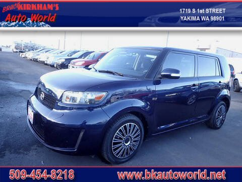 2008 Scion xB for sale at Bruce Kirkham Auto World in Yakima WA