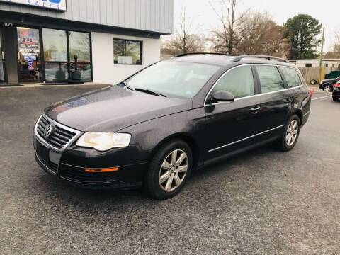 2007 Volkswagen Passat for sale at Carpro Auto Sales in Chesapeake VA