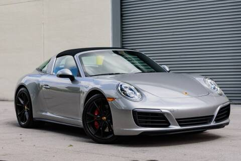 2019 Porsche 911 for sale at VA Leasing Corporation in Doral FL