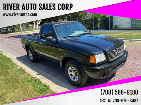 2003 Ford Ranger for sale at RIVER AUTO SALES CORP in Maywood IL