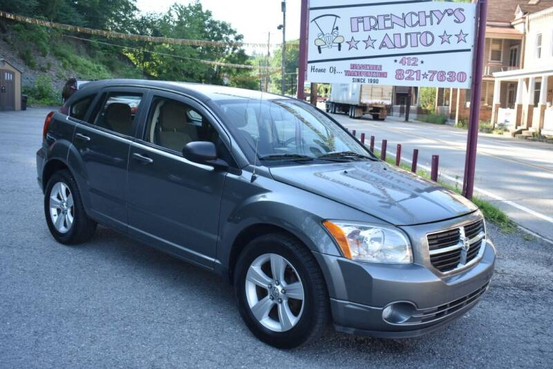 2011 Dodge Caliber for sale at Frenchy's Auto LLC. in Pittsburgh PA