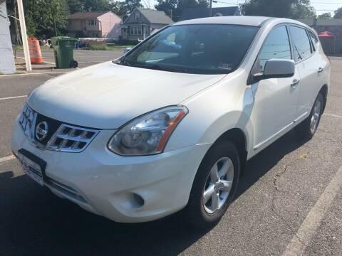 2013 Nissan Rogue for sale at EZ Auto Sales , Inc in Edison NJ