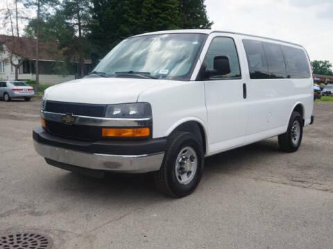 2010 Chevrolet Express Passenger for sale at Suburban Chevrolet of Ann Arbor in Ann Arbor MI
