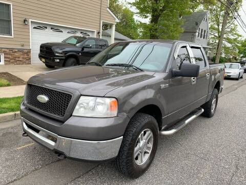 2006 Ford F-150 for sale at Jordan Auto Group in Paterson NJ