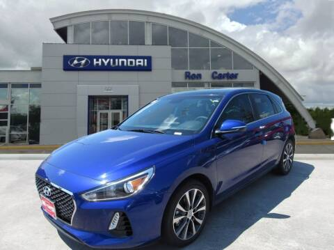 2020 Hyundai Elantra GT for sale at Ron Carter  Clear Lake Used Cars in Houston TX