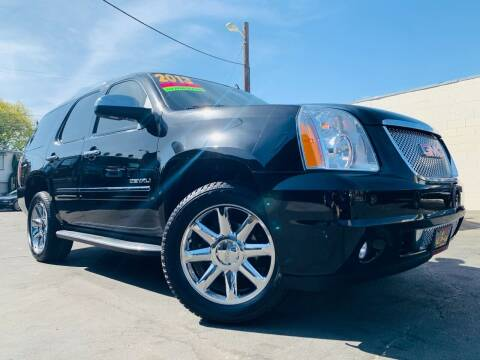 2013 GMC Yukon for sale at Alpha AutoSports in Roseville CA