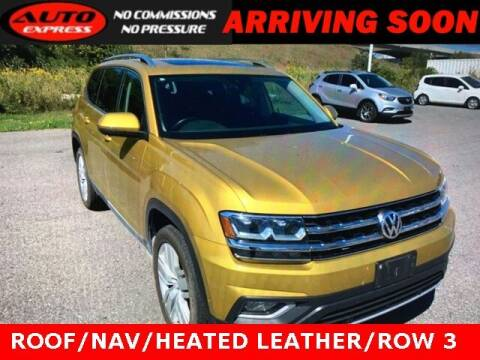 2018 Volkswagen Atlas for sale at Auto Express in Lafayette IN