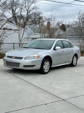 2013 Chevrolet Impala for sale at Suburban Auto Sales LLC in Madison Heights MI