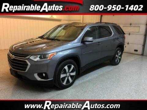 2020 Chevrolet Traverse for sale at Ken's Auto in Strasburg ND