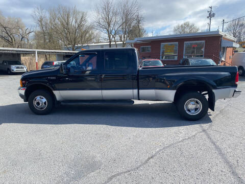 2001 Ford F-350 Super Duty for sale at Lewis Used Cars in Elizabethton TN