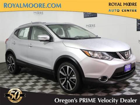 2018 Nissan Rogue Sport for sale at Royal Moore Custom Finance in Hillsboro OR